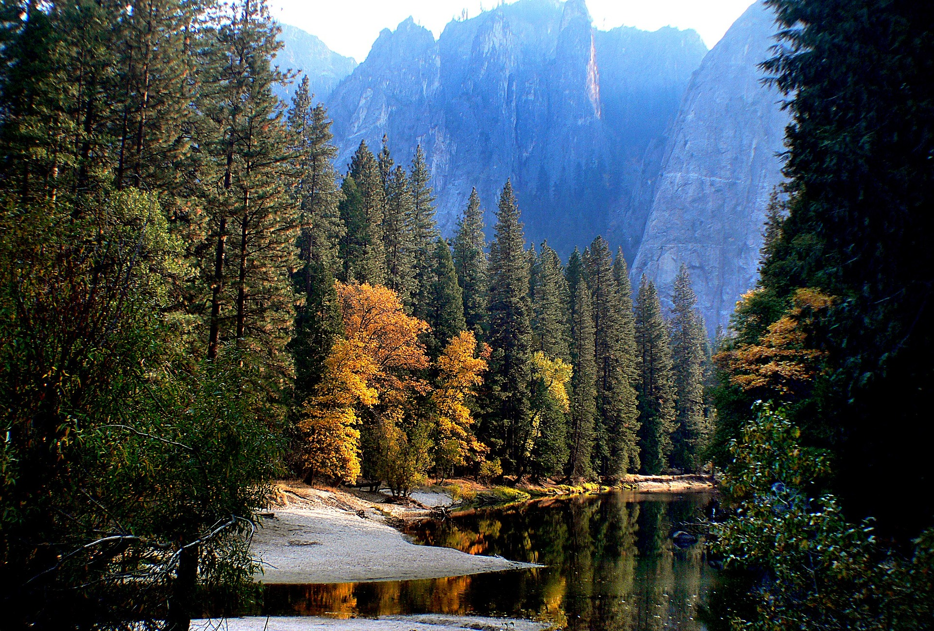 Best National Parks In USA Yosemite
