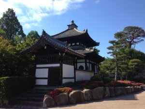 Kyoto castles and temples to visit