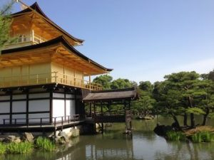Kyoto castles and temples
