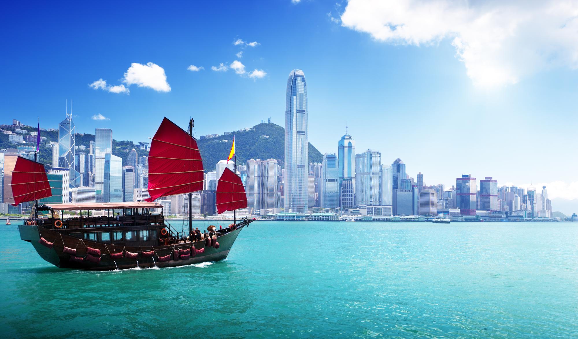 Hong Kong Points Of Interest